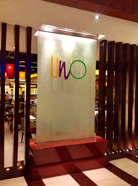 buffet UWO in waterfront|エントランス