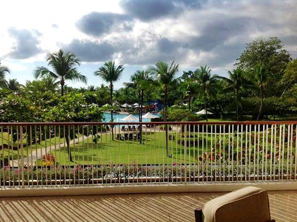 Shangri-la Hotel(シャングリラホテル)|ラウンジから見た景色