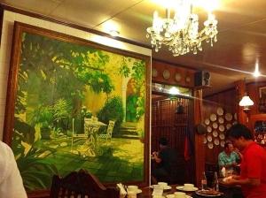セブ島フィリピン料理 STK|内装