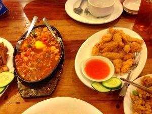 セブ島フィリピン料理 STK|フライなど