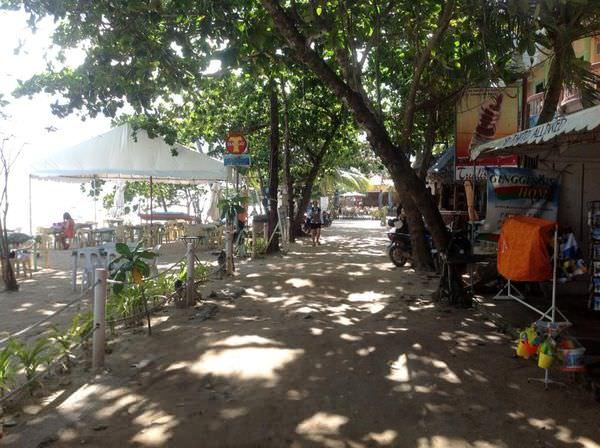 アローナビーチ|ボホール島