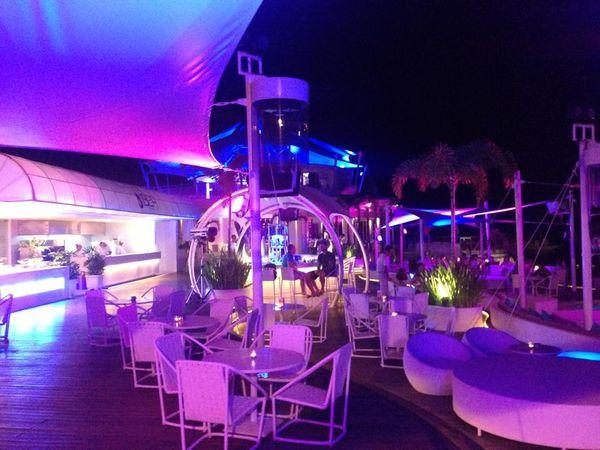 セブ島モーベンピックのレストラン「IBIZA」