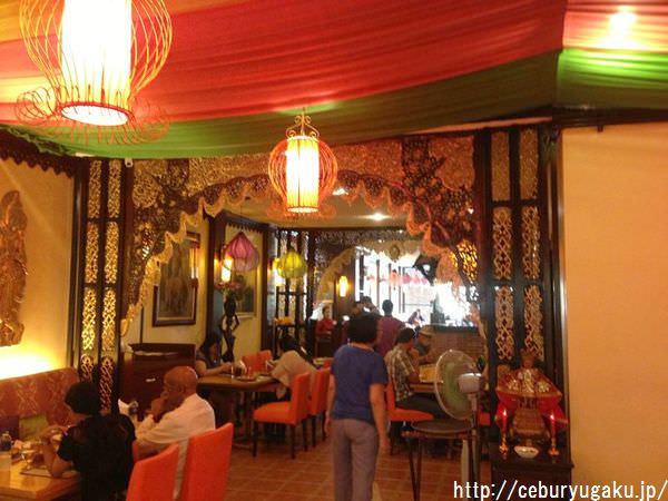 RoyalKruaThaiレストラン セブ|俺のセブ島留学