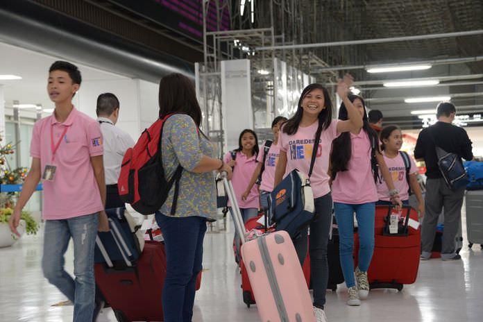 セブ島貧困層の奨学生が日本旅行で得たもの DAREDEMO HERO