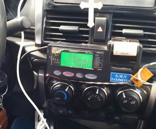 2016年版!セブ島でのタクシーの乗り方と料金シュミレーション