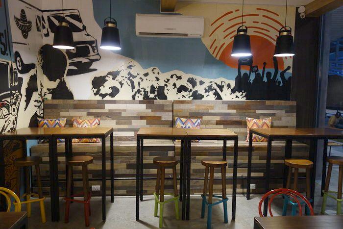 SENOR KIMCHI|セブ島エスカリオストリート沿いAxisのメキシコ×韓国レストラン