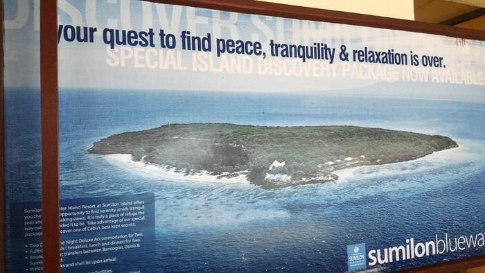 日本人観光客が少ない!セブの海で最高の透明度を約束するスミロン島の魅力