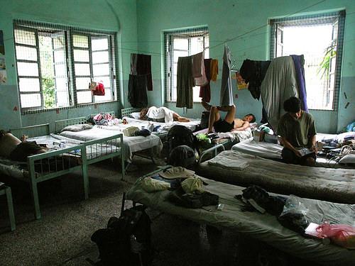 「マザー・テレサ孤児院」での活動