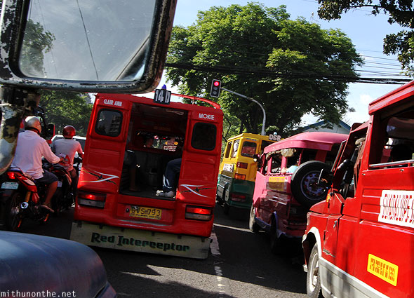 osmena blvd jeepney name cebu philippines 1