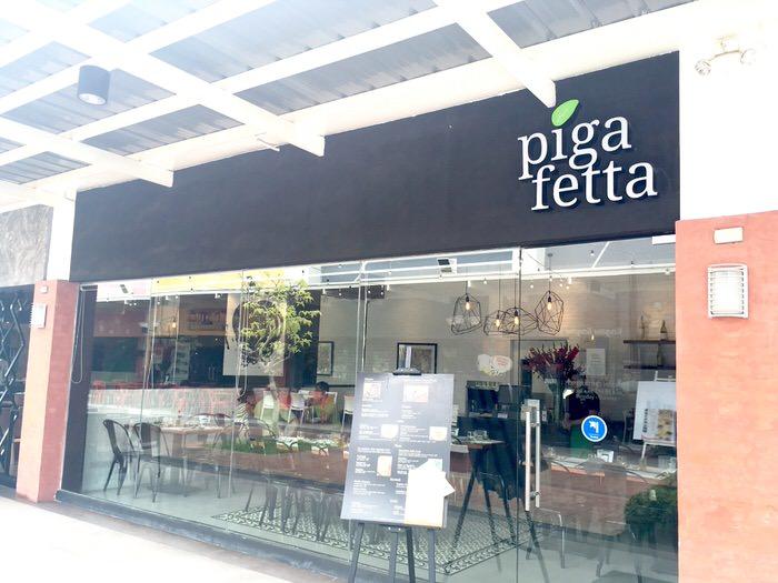 pegifetta | エスカリオとマクタンにある高級感漂うイタリアン