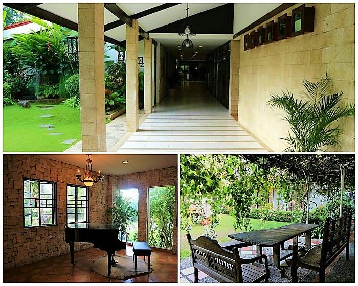 Montebello Villa Hotel_Ayalaからわずか3km、都心の中、緑あふれるスペイン風の隠れ家ホテル