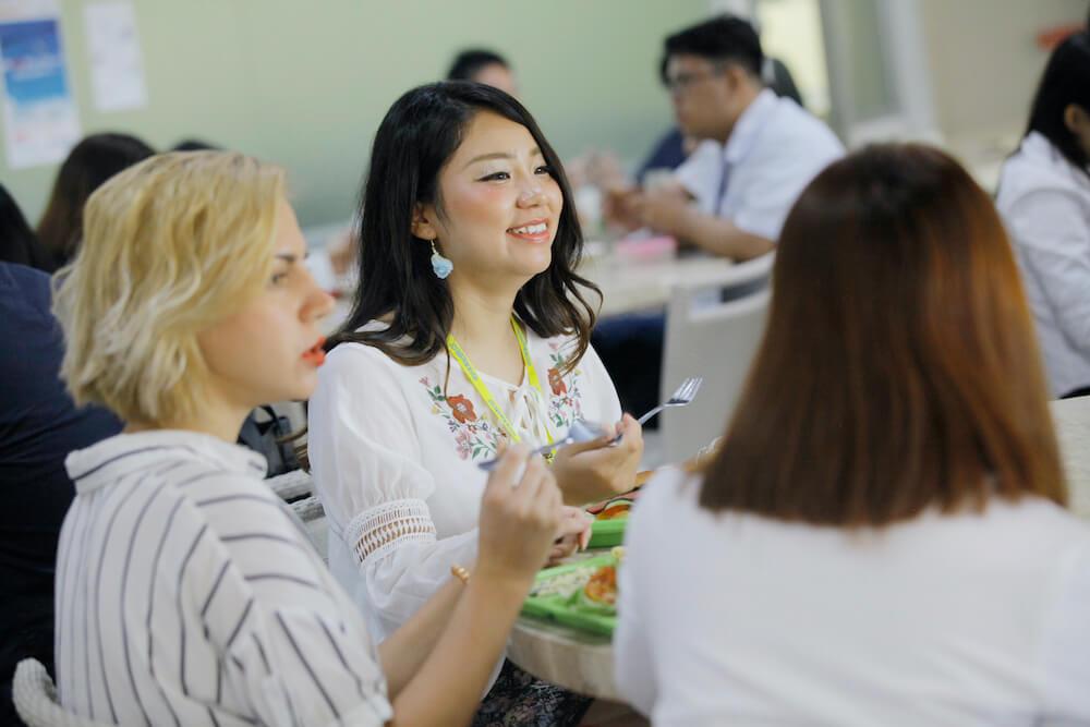 日本人の留学実績NO.1!QQ ENGLISH IT PARK校