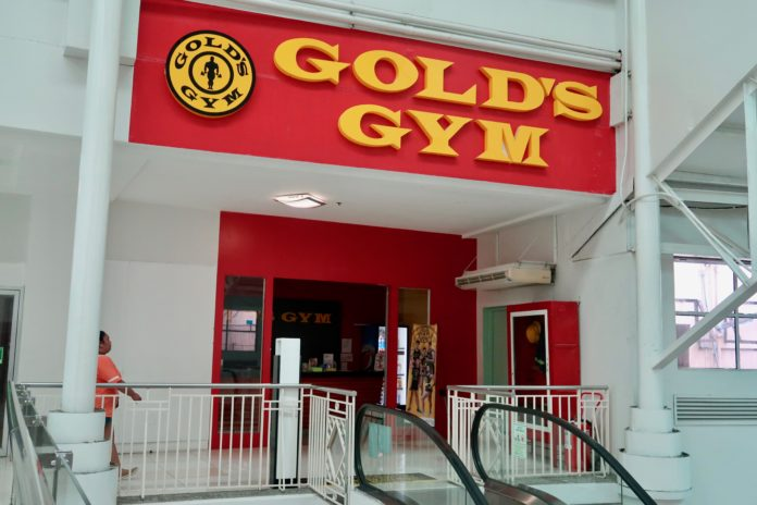 ayala gold gym(アヤラゴールドジム)