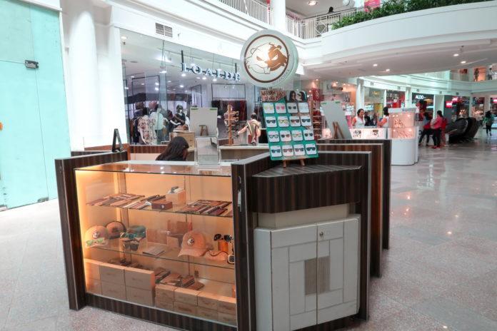 AyalaMallsCebu(アヤラモール)のお土産物店