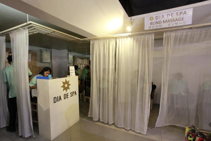 AyalaMallsCebu(アヤラモール)のマッサージ店