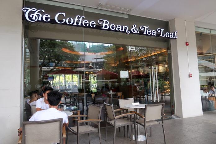 AyalaMallsCebu(アヤラモール)のカフェ