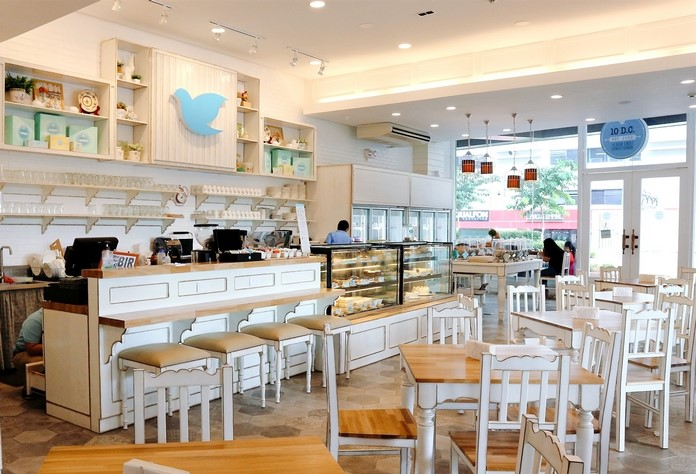 【10 Dove Street】セブ島に6店舗!メルヘンチックなインテリアの可愛いスイーツカフェ