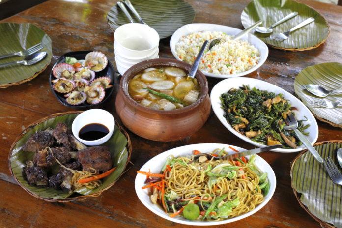 マリバゴグリル(Maribago Grill)の料理