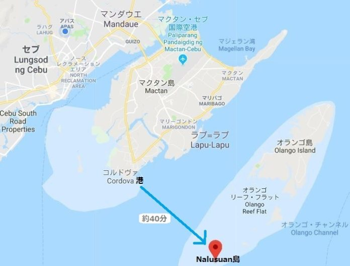 【ナルスアン島】アイランドホッピング