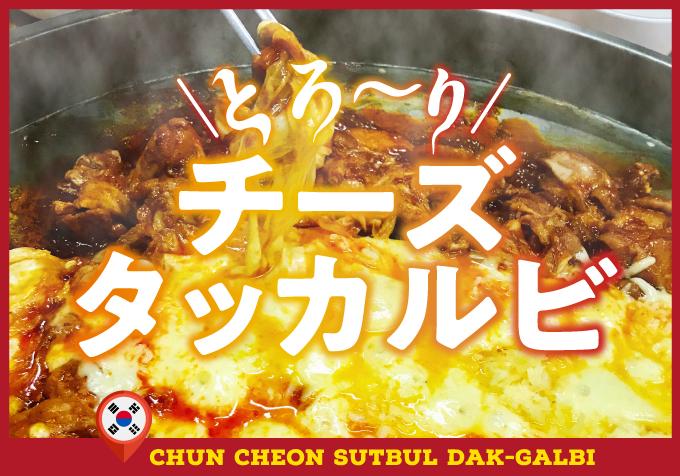 CHUN CHEON SUTBUL DAK GALBI 1
