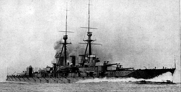 Japanese battleship Kongo