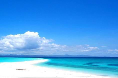 セブ島のビーチ13