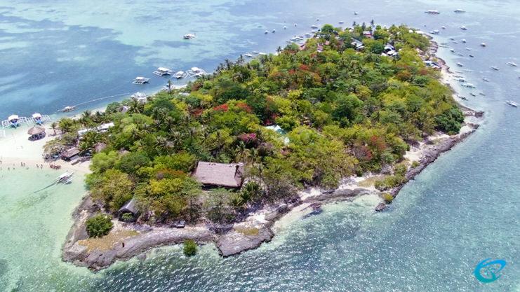 カオハガン島ビーチエリア15
